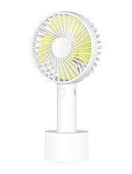 SOLOVE N9 Mini Plastic Switch LED USB Fan with 100cm Cable