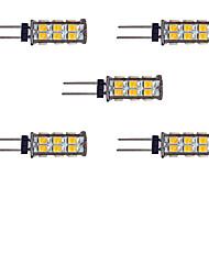 2W G4 Luci LED Bi-pin 26 leds SMD 2835 Bianco caldo Bianco 145lm 3000-3500/6000-6500K DC 12V