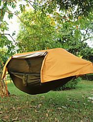 Недорогие -1 человек Световой тент Один экземляр Палатка Однокомнатная Складной тент Водонепроницаемость Дожденепроницаемый Защита от пыли Защита от