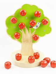 baratos -Ferramentas de Ensino Montessori Blocos de Construir Brinquedo Educativo Educação Clássico Legal Para Meninos Dom