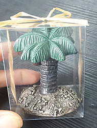 abordables -hawaii beach palm tree place holder holder favor beter gifts® diy beach party decoration