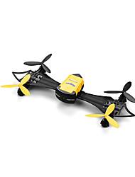 abordables -RC Dron CX-70 4 Canales 6 Ejes 2.4G Con la cámara de 0,3 MP HD Quadccótero de radiocontrol  FPV Iluminación LED Auto-Despegue Vuelo