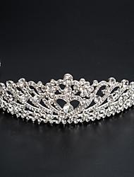 preiswerte -Kristall-Legierung Tiaras Stirnbänder Kopfschmuck klassischen weiblichen Stil