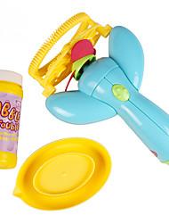 Недорогие -Мыльные пузыри Игрушки Электрический Пластик Куски Для детей Подарок