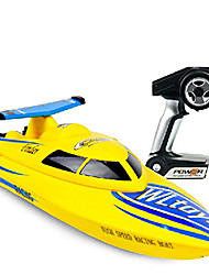 cheap -RC Boat WL911 Speedboat Remote Control Boat Ship Model ABS 4 Channels 24 KM/H RTF