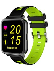 cheap -Smart Watch Touch Screen Heart Rate Monitor Calories Burned Pedometers Distance Tracking Information Hands-Free Calls Message Control