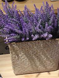 cheap -1 Branch Lavender Home Decoration Photo Props Artificial Flowers