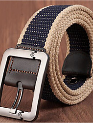cheap -Men's Others Waist Belt,Blue Others