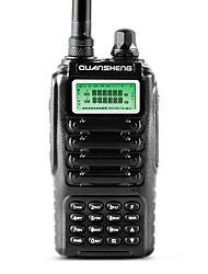 baratos -Dual band 2 way radio dual standby dual display quansheng tg-uv2 com fcc ce certification walkie talkie