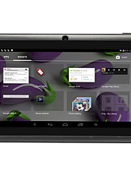 "7"" Android 4.2 WiFi Tablet(512MB,4GB,A23 Dual Core,Dual Camera)"