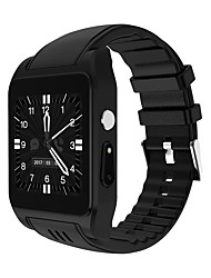 cheap -Smartwatch X86 for Android FM Radio / Touch Screen / Calories Burned Pedometer / Remote Control / Fitness Tracker / Activity Tracker