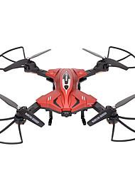 Drone TK110 4 canaux Avec l'appareil photo 0.3MP HD Eclairage LED Retour Automatique Quadri rotor RC Câble USB Hélices Tournevis