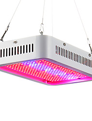 cheap -21000 lm Growing Light Fixtures Recessed Retrofit 400 leds SMD 5730 Waterproof Warm White UV (Blacklight) Purple Red AC 85-265V