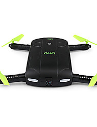 cheap -DHD D5 Mini Selfie Drone With 0.3mp Camera Foldable Pocket RC Drone wifi Control RC Fpv Quadcopter