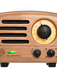 cheap -MAO KING MW-2 FM Portable Radio FM Radio / Built in out Speaker World Receiver Light Brown