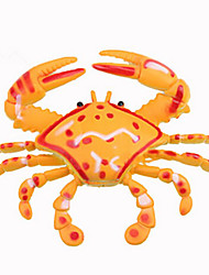 cheap -Animals Action Figures Toys Lobster Animals Animals Simulation Silicon Rubber Teen Pieces