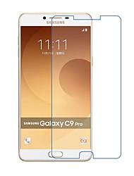 abordables -Vidrio Templado Alta definición (HD) Dureza 9H Borde Curvado 2.5D Protector de Pantalla Frontal Samsung Galaxy