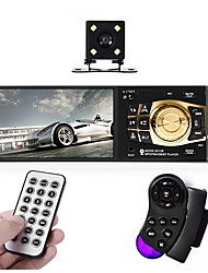 economico -Lettore dvd auto 4032b auto 4.1 schermo bluetooth hd usb video mp5 player per musica stereo con telecamera posteriore