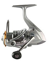 cheap -Aluminum fishing reel SP2000 fishing reel fishing coil carretilha 10BB spinning reel