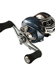 JOHNCOO 91BB Bait Casting Fishing Reel 6.31 Magnetic Brake System Soft Touch EVA Knob Max Drag 5kg Aluminum Spool Fishing Reel