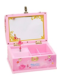 cheap -Music Box Toys Resin Creative Princess Pieces Unisex Birthday Gift