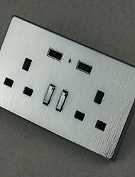 Sorties électriques Style Moderne Avec prise USB Charger 8*8*4