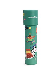 cheap -Kaleidoscope Toys Simple Cylindrical Deer Paper Pieces Kid Gift