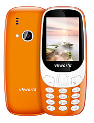 vkworld Z3310 2.4 inch Ultra-long Standby Time (32MB  32MB 2MP battery 1450mAh) Strong LED Light