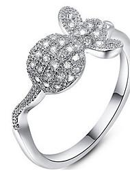 Settings Ring Band Ring Luxury Women's Euramerican Fashion Platinum Goldfish Style Birthday Wedding Movie Gift Jewelry