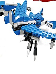 cheap -Robot / Building Blocks Fighter Aircraft / Machine / Robot Transformable Boys' Gift