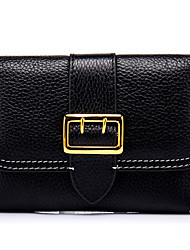 cheap -Women's Bags Cowhide Money Clip Buckle for Wedding Event/Party Office / Career Shopping Daily Casual Formal Office & Career Party &