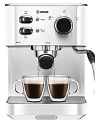 Donlim DL-DK468 Italian Coffee Machine Semi-automatic Coffee Machine Commercial Home Stainless Steel Body