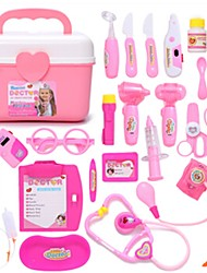 cheap -Pretend Play Medical Kits Pretend Professions & Role Playing Educational Toy Toys Doctor Plastics Kid Pieces