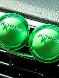 cheap -Car Air Outlet Grille Perfume Ocean Cologne Floral Forest Automotive Air Purifier