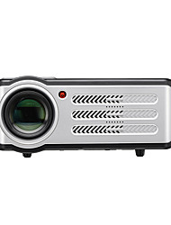 cheap -RD817 LCD Home Theater Projector 3500lm Other OS Support 1080P (1920x1080) 50-200inch Screen