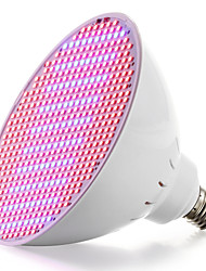 cheap -E27 18W LED Grow Lights 500 SMD 2835 3000-3600 lm Red Blue AC85-265 V