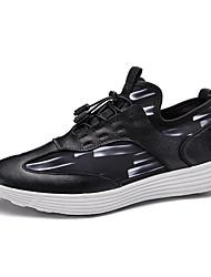 Da uomo scarpe da ginnastica Comoda Suole leggere Autunno Inverno Maglia traspirante Fibra di carbonio Corsa Sportivo Casual Lacci Piatto