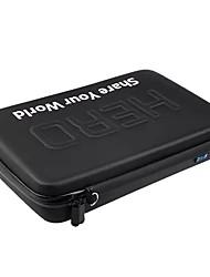 Boîte de Rangement Extérieur Antichoc Portable Imperméable, Pour-Caméra d'action,Gopro 6 Tous les appareils d'action Tous Xiaomi Camera