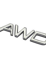 Автомобильная эмблема автомобильная задняя метка для volvo