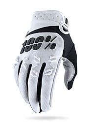 cheap -Full Finger Unisex Motorcycle Gloves Carbon Fiber Quick Dry / Breathable