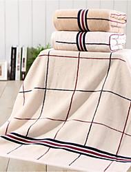 cheap -Bath Towel,Checkered High Quality 100% Cotton Towel