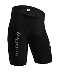cheap -Jaggad Cycling Padded Shorts Men's Bike Padded Shorts/Chamois Bottoms Bike Wear Cycling Solid Road Cycling Recreational Cycling Cycling /