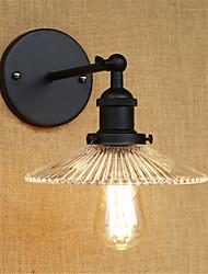abordables -Simple / Vintage / Retro Lámparas de pared Metal Luz de pared 110-120V / 220-240V 40W / E26 / E27