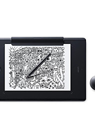Wacom PTH860/K1-F Graphics Drawing Panel with Pro Pen 2 Finetip Pen 8192 Level Pressure Sence  5080 LPI  Graphics Tablet