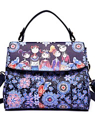 cheap -Women Bags PU Shoulder Bag for Casual Fall All Seasons Purple