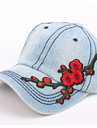 cheap -Women's Fashion Floral Solid  Floppy Bucket Baseball Hat & Cap