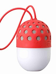 Portable Firefly Wireless Bluetooth Subwoofer Speakers Colorful Light Outdoor Waterproof Speakers