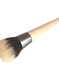 cheap -1pc Foundation Brush Nylon Cosmetic Beauty Care Makeup for Face