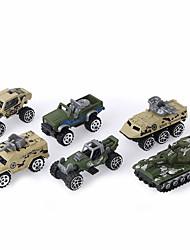 Недорогие -Экипаж Игрушечные машинки Военная техника Игрушки Универсальные Куски