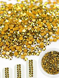 Недорогие -1 pcs Украшения для ногтей / 3-D / Компоненты для самостоятельного изготовления блестит / Хрусталь / Художественный Милый Повседневные